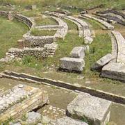 venosa anfiteatro romano