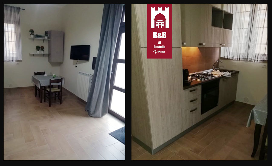 Premium Room B&B Al Castello – Venosa